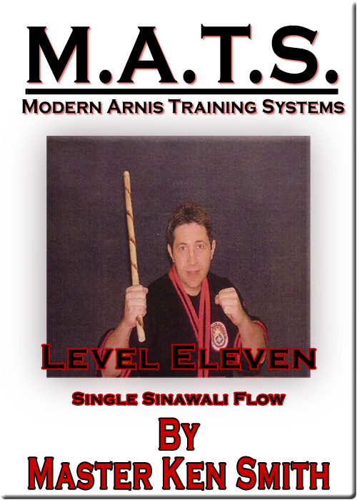 Level 11: Single Sinawali Flow