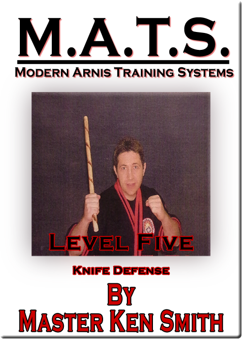 Level 5: DeMano Knife Defense