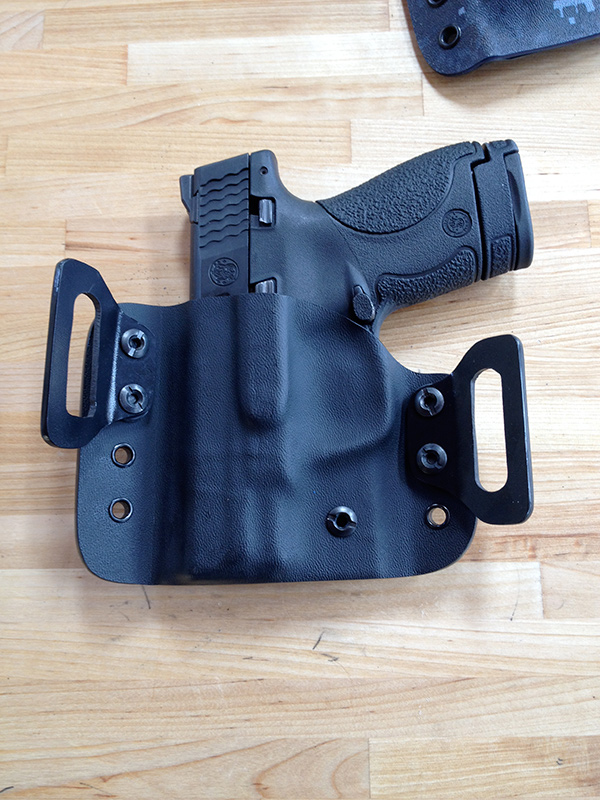 Hip Holster - Outside Waist Band
