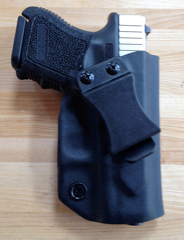 Inside Waist Band Holster w/ Clip