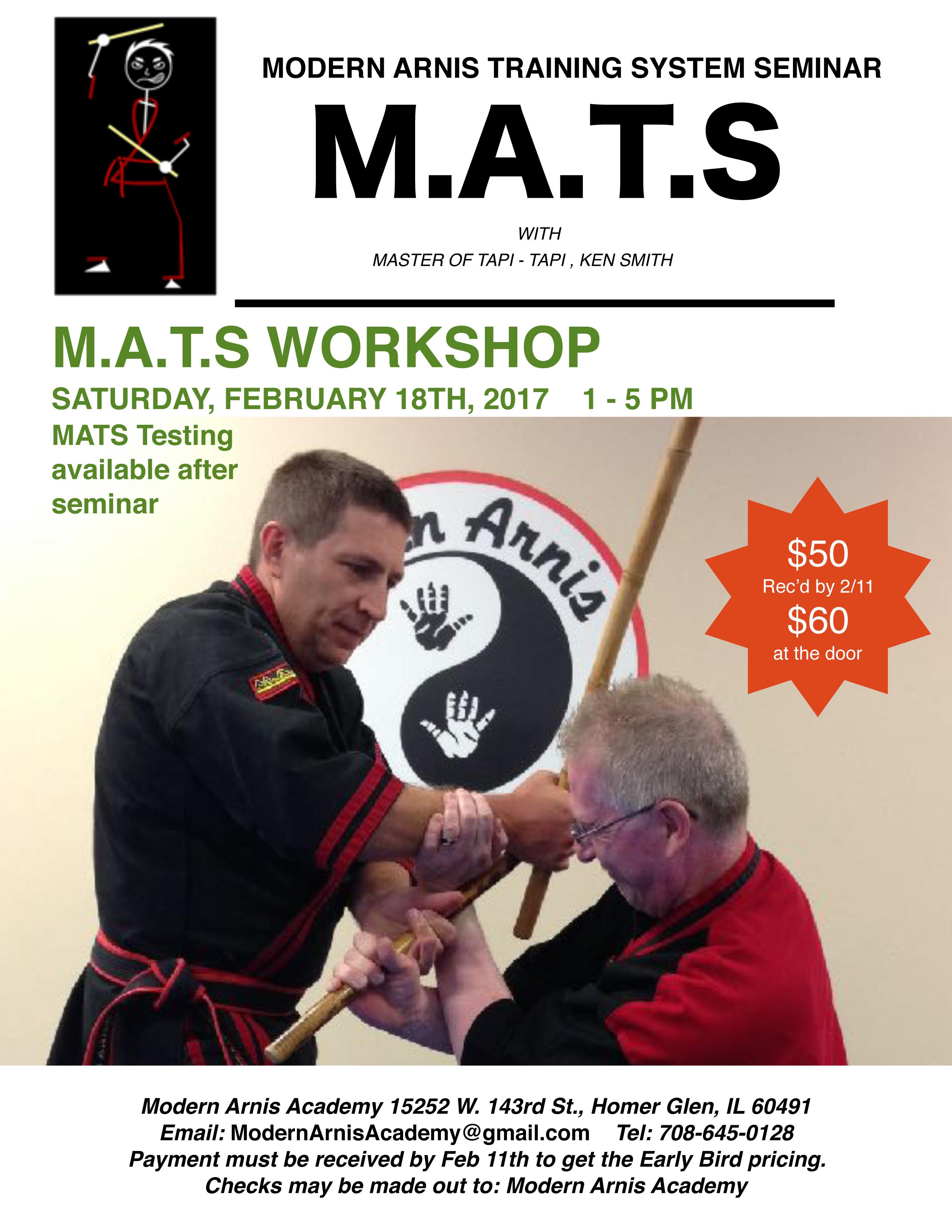 MATS Flyer